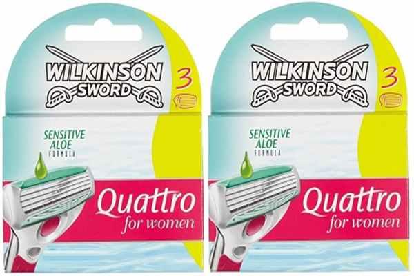 Nowość wśród maszynek do golenia dla kobiet Wilkinson