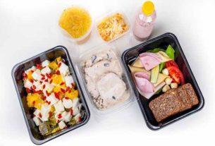 Catering dietetyczny - prosty sposób na zdrowie i szczupłą sylwetkę