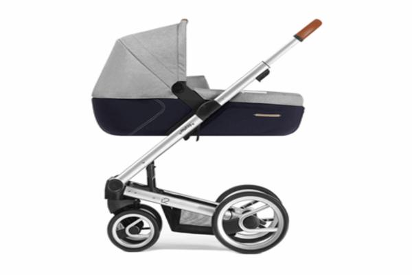 Wózek Mutsy idealnym rozwiązaniem 2w1