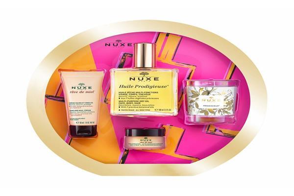 Elegancja-Francja - poznaj kosmetyki marki NUXE